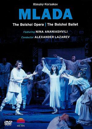 Rent Rimski-Korsakov: Mlada: Bolshoi Opera Online DVD & Blu-ray Rental