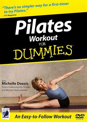 Rent Pilates Workout for Dummies Online DVD Rental