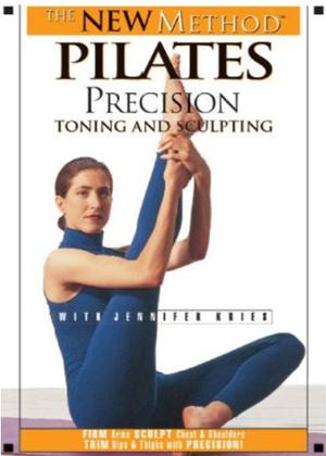 Rent The New Method: Pilates Precision Toning and Sculpting Online DVD Rental