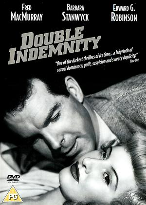 Rent Double Indemnity Online DVD Rental