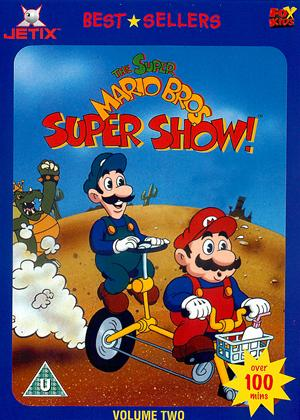 Super Mario Bros Super Show: Vol.2 Online DVD Rental