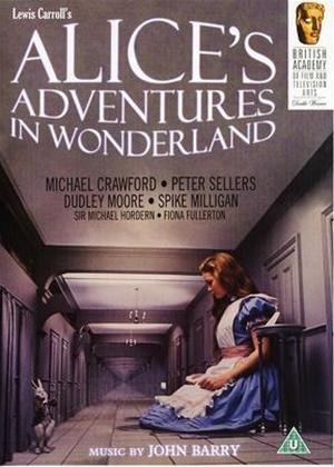 Rent Alice's Adventures in Wonderland Online DVD Rental