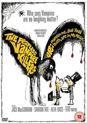 Rent The Fearless Vampire Killers Online DVD Rental