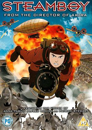 Rent Steamboy (aka Suchîmubôi) Online DVD & Blu-ray Rental
