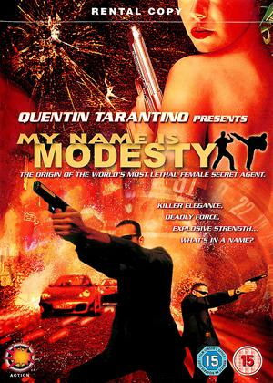 Rent My Name Is Modesty Online DVD Rental