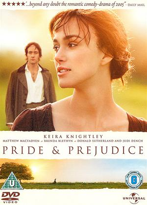 Rent Pride and Prejudice Online DVD Rental