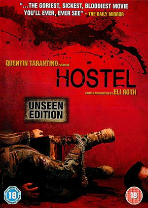 Rent Hostel Online DVD Rental