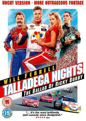 Rent Talladega Nights: The Ballad of Ricky Bobby Online DVD Rental