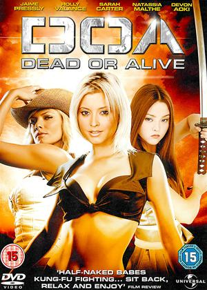 DOA: Dead or Alive Online DVD Rental