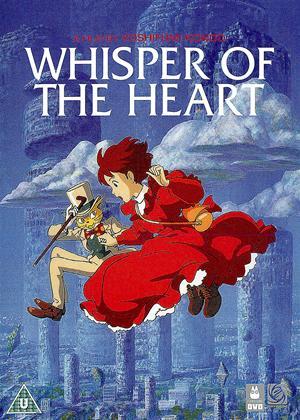 Rent Whisper of the Heart (aka Mimi wo sumaseba) Online DVD & Blu-ray Rental