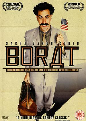 Borat: Cultural Learnings of America for Make Benefit Glorious Nation of Kazakhstan Online DVD Rental