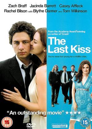Rent The Last Kiss Online DVD & Blu-ray Rental