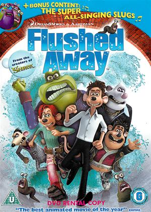 Flushed Away Online DVD Rental
