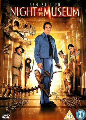 Night at the Museum Online DVD Rental