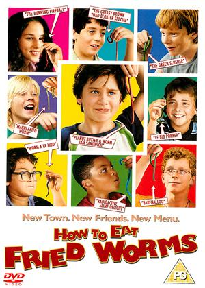 Rent How to Eat Fried Worms Online DVD & Blu-ray Rental