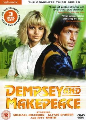 Rent Dempsey and Makepeace: Series 3 Online DVD Rental