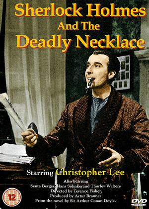 Rent Sherlock Holmes: Deadly Necklace Online DVD Rental