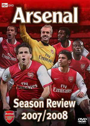 Rent Arsenal FC: Season Review 2007-2008 Online DVD Rental
