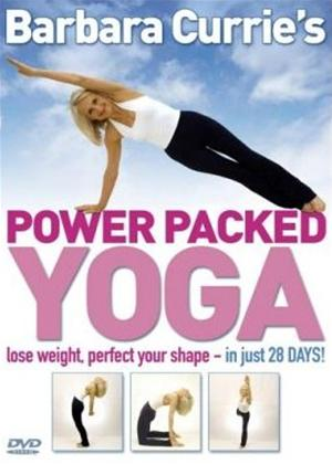 Rent Barbara Currie: Power Packed Yoga Online DVD Rental
