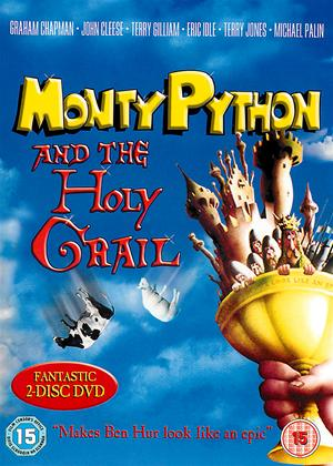 Rent Monty Python and the Holy Grail Online DVD Rental
