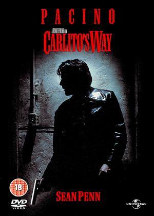 Rent Carlito's Way Online DVD Rental