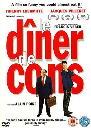 Rent The Dinner Game (aka Le Diner De Cons) Online DVD Rental