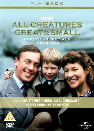 Rent All Creatures Great and Small: Christmas Specials Online DVD Rental