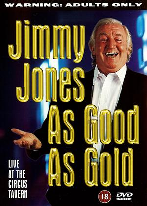 Rent Jimmy Jones: As Good As Gold Online DVD Rental