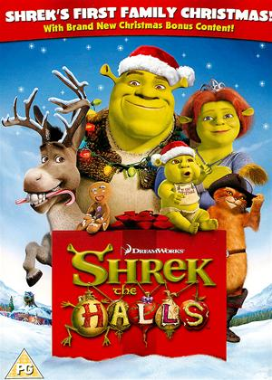 Rent Shrek the Halls Online DVD Rental