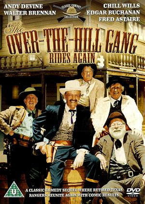 Rent The Over the Hill Gang Rides Again Online DVD Rental