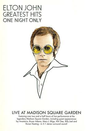 Rent Elton John: One Night Only Online DVD Rental