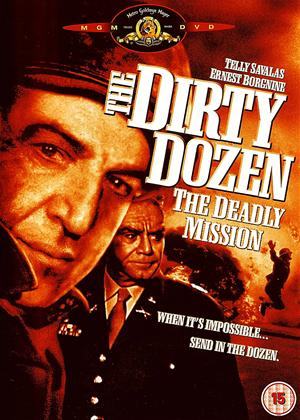 Rent The Dirty Dozen: The Deadly Mission Online DVD Rental
