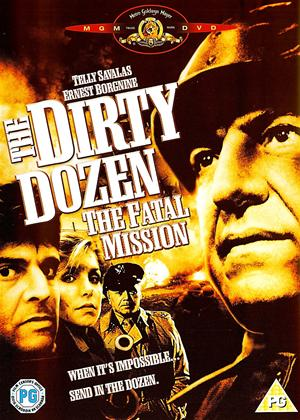 Rent The Dirty Dozen: The Fatal Mission Online DVD Rental