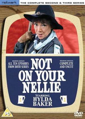 Rent Not on Your Nellie: Series 2 and 3 Online DVD Rental
