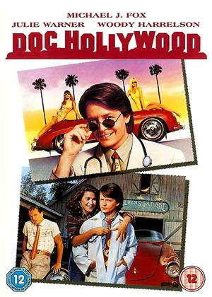 Rent Doc Hollywood Online DVD Rental