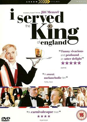 Rent I Served the King of England Online DVD Rental