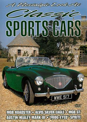 Rent Classic Sports Cars Online DVD Rental