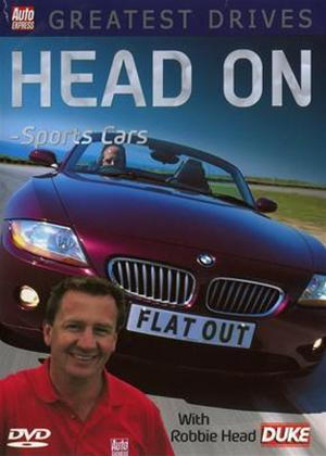 Rent Greatest Drives: Sports Cars Online DVD Rental