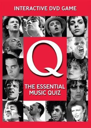 Rent The Q: Essential Music Quiz Online DVD Rental