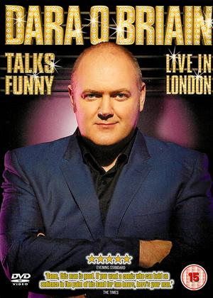 Rent Dara O'Briain: Talks Funny: Live in London Online DVD Rental