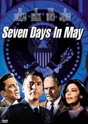 Rent Seven Days in May Online DVD Rental