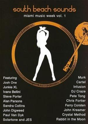 Rent South Beach Sounds: Miami Music Week: Vol.1 Online DVD Rental