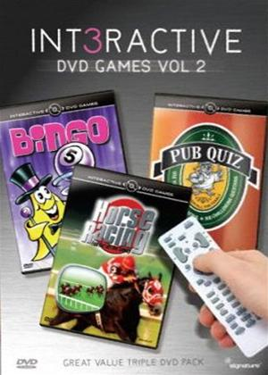 Rent Interactive Games: Vol.2 Online DVD Rental