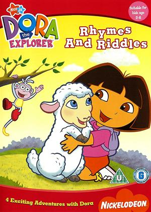 Rent Dora the Explorer: Rhymes and Riddles Online DVD Rental