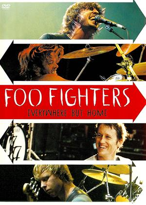 Rent Foo Fighters: Everywhere But Home Online DVD Rental