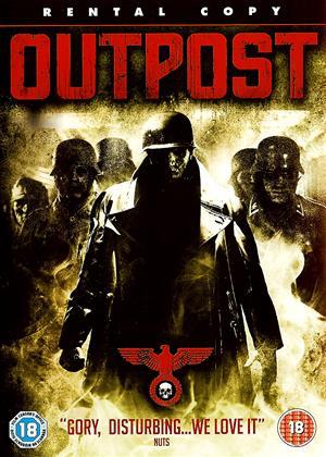 Outpost Online DVD Rental