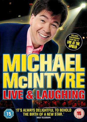 Rent Michael McIntyre: Live and Laughing Online DVD Rental