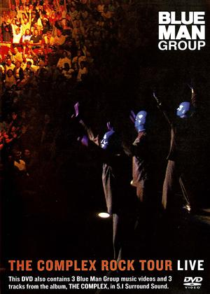 Rent Blue Man Group: The Complex Rock Tour Live Online DVD Rental