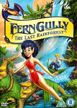 Rent Ferngully the Last Rainforest Online DVD Rental