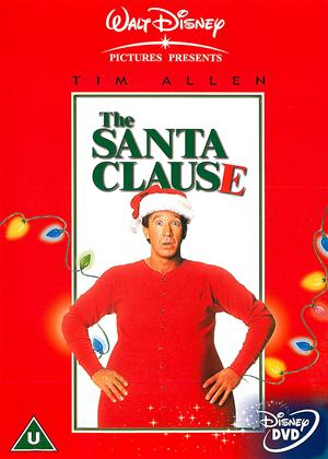 Rent The Santa Clause Online DVD Rental
